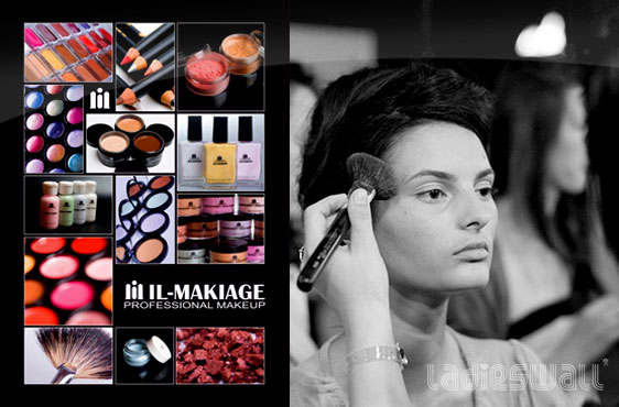 SCA Make Up Partner is il-makiage | SCA Hair and Beauty Academy